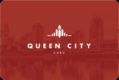 queen city card